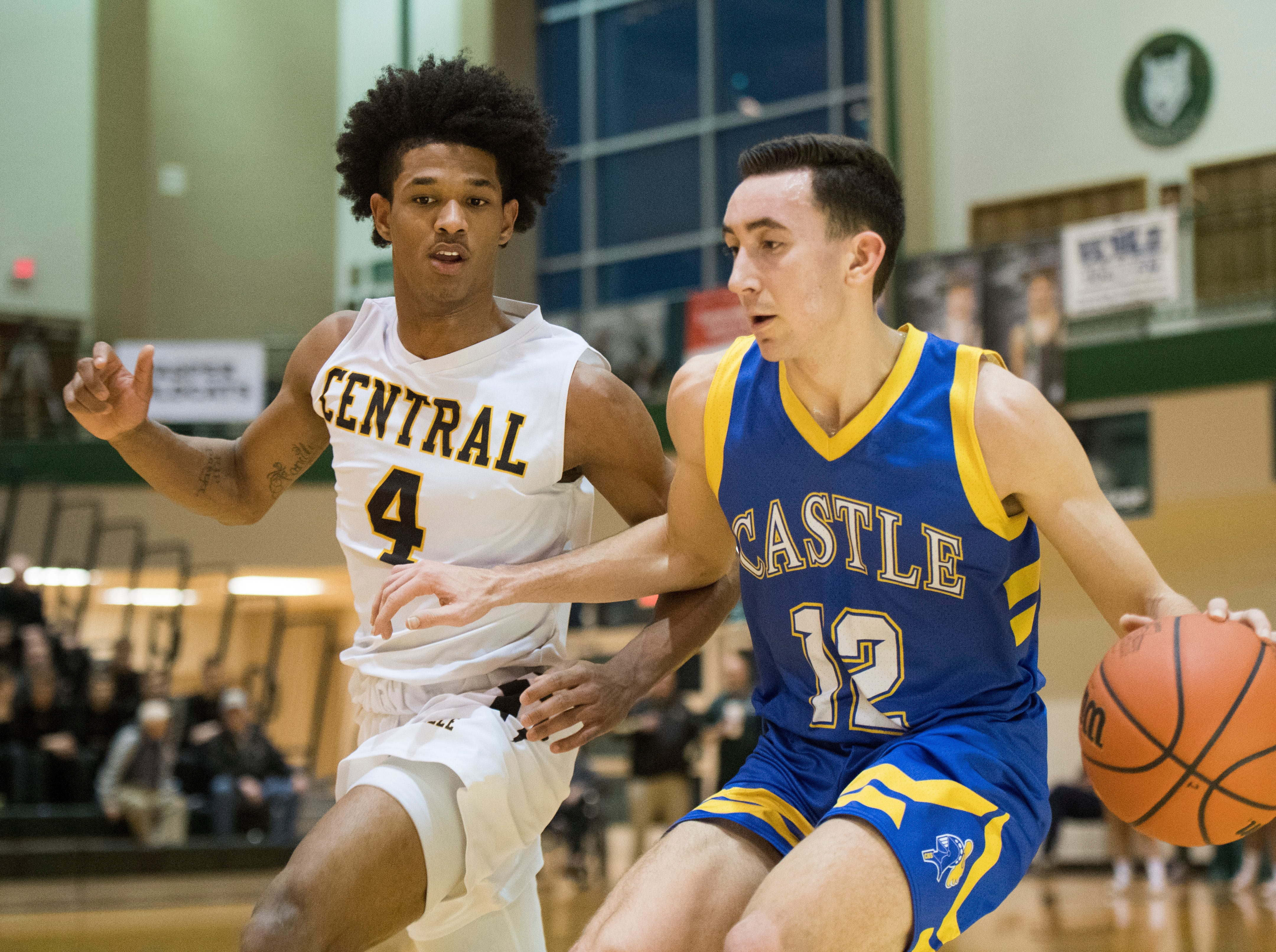 Castle's Alex Hemenway named to play in Hoosier Basketball North-South All-Star Classic