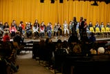 38 kids competed for top speller of Fond du Lac in the annual citywide spelling bee.