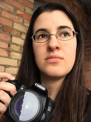 Former staff photographer and videographer Molly Corfman is a finalist for eight 2018 Ohio APME awards, including best photographer, best sports photo, best photo story (two nominations) and best video (two nominations).