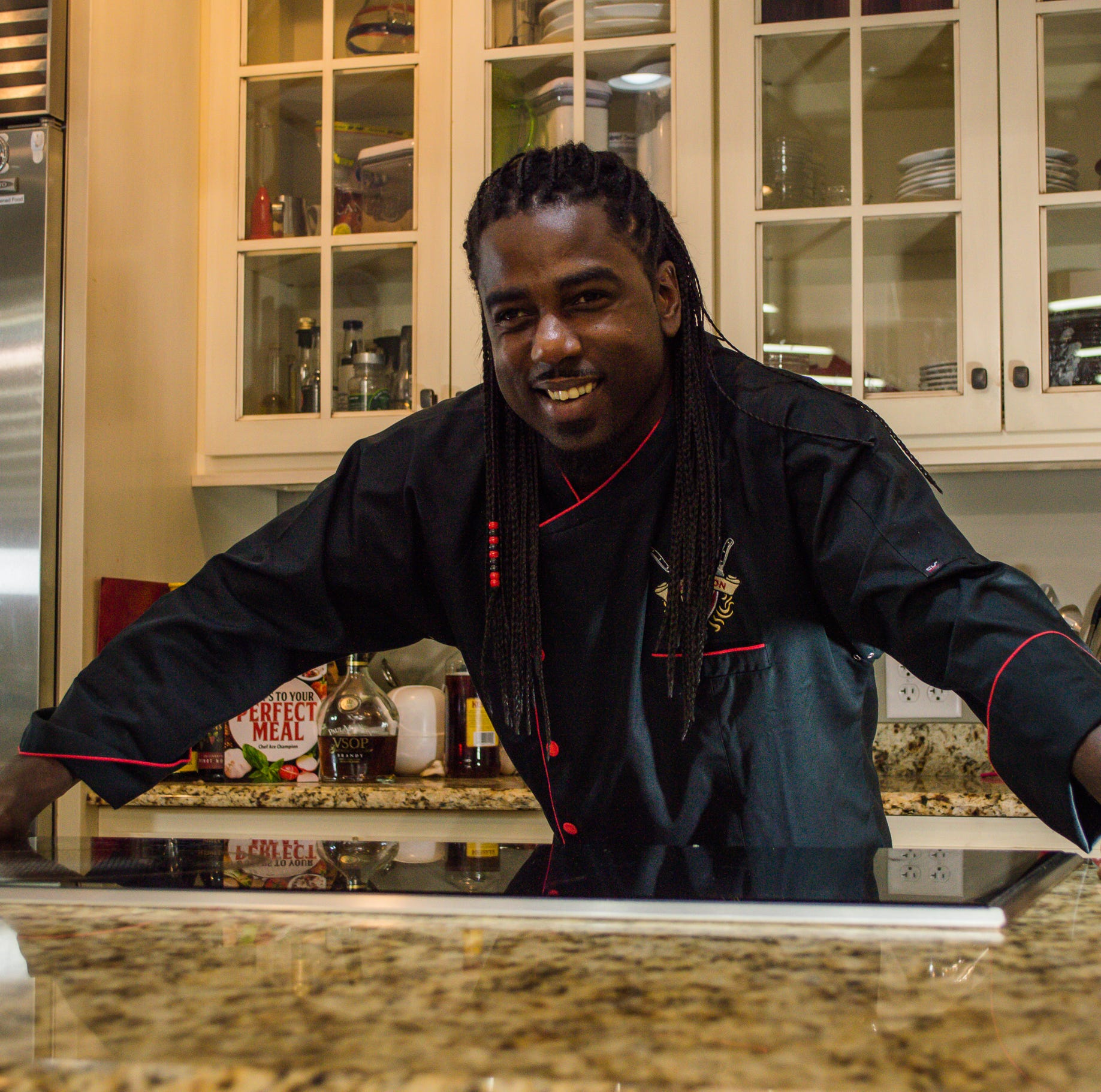 Combining New Orleans and Wisconsin flavors, Ace Champion's recipe for success