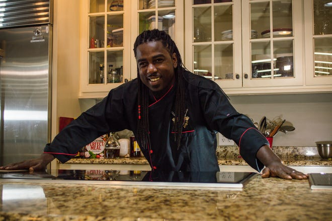 Ace Champion moved to Green Bay from New Orleans to pursue a culinary career. He's made a name for himself infusing Wisconsin and Louisiana flavors.