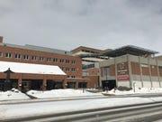 HSHS St. Vincent Hospital and Children's Hospital on South Webster Avenue.