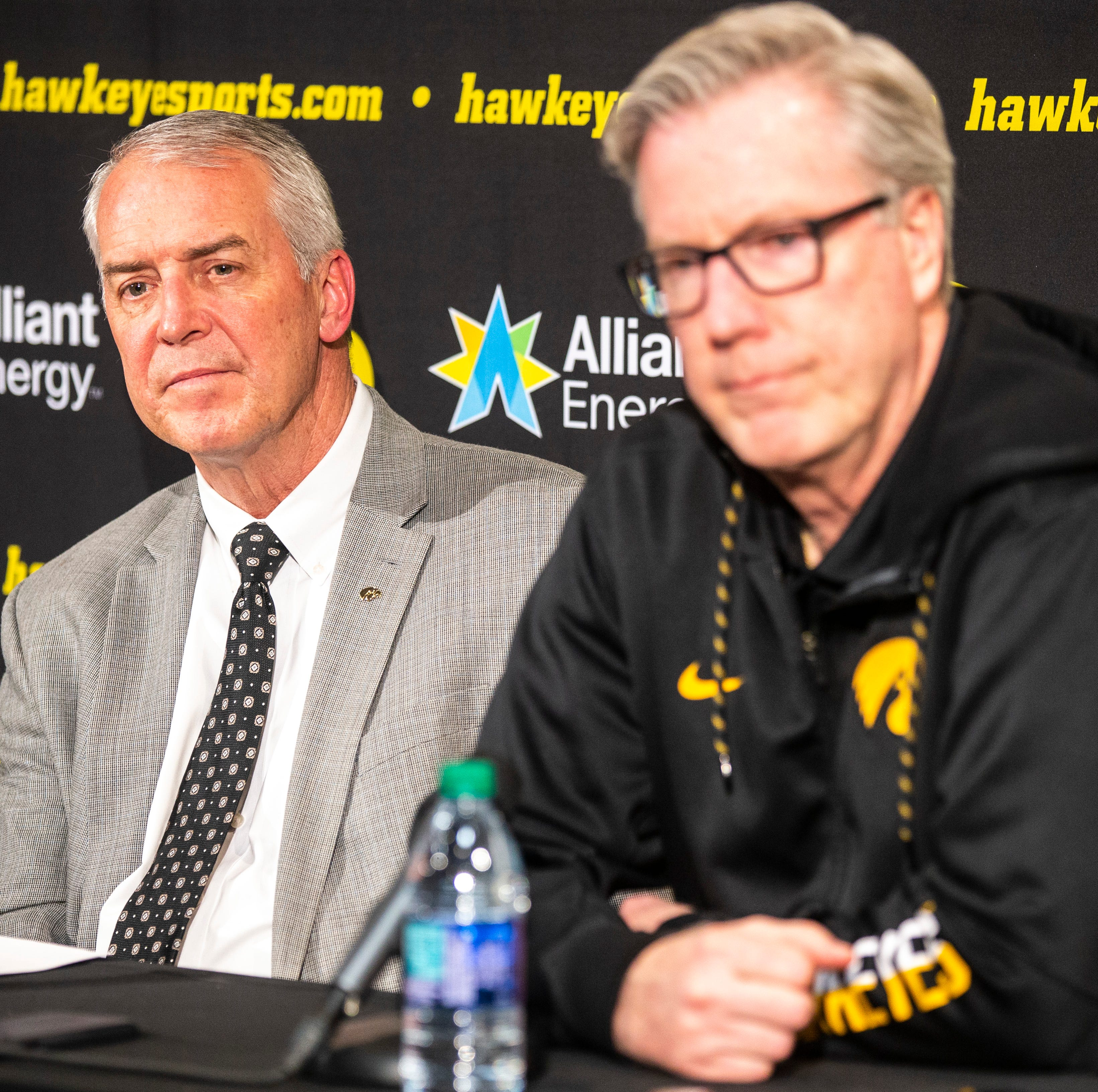 Iowa AD Gary Barta: Fran McCaffery hasn't talked about any other coaching jobs with me