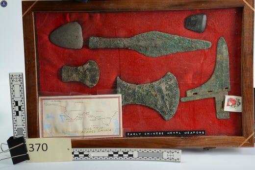 Don Miller artifacts, Indiana farm and FBI seizure: What