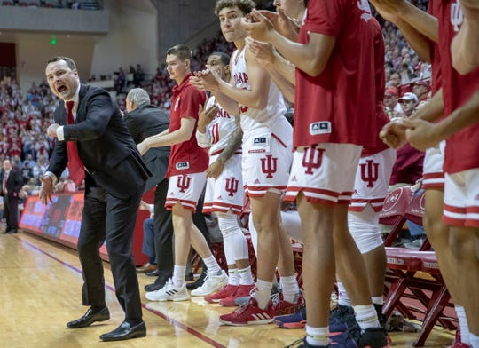 The pressure will be on Archie Miller to return the Hoosiers to the NCAA tournament in his third season in charge.