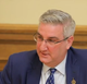 While Eric Holcomb admits he's a fan of local soccer, he wants to look weigh the plan before committing.