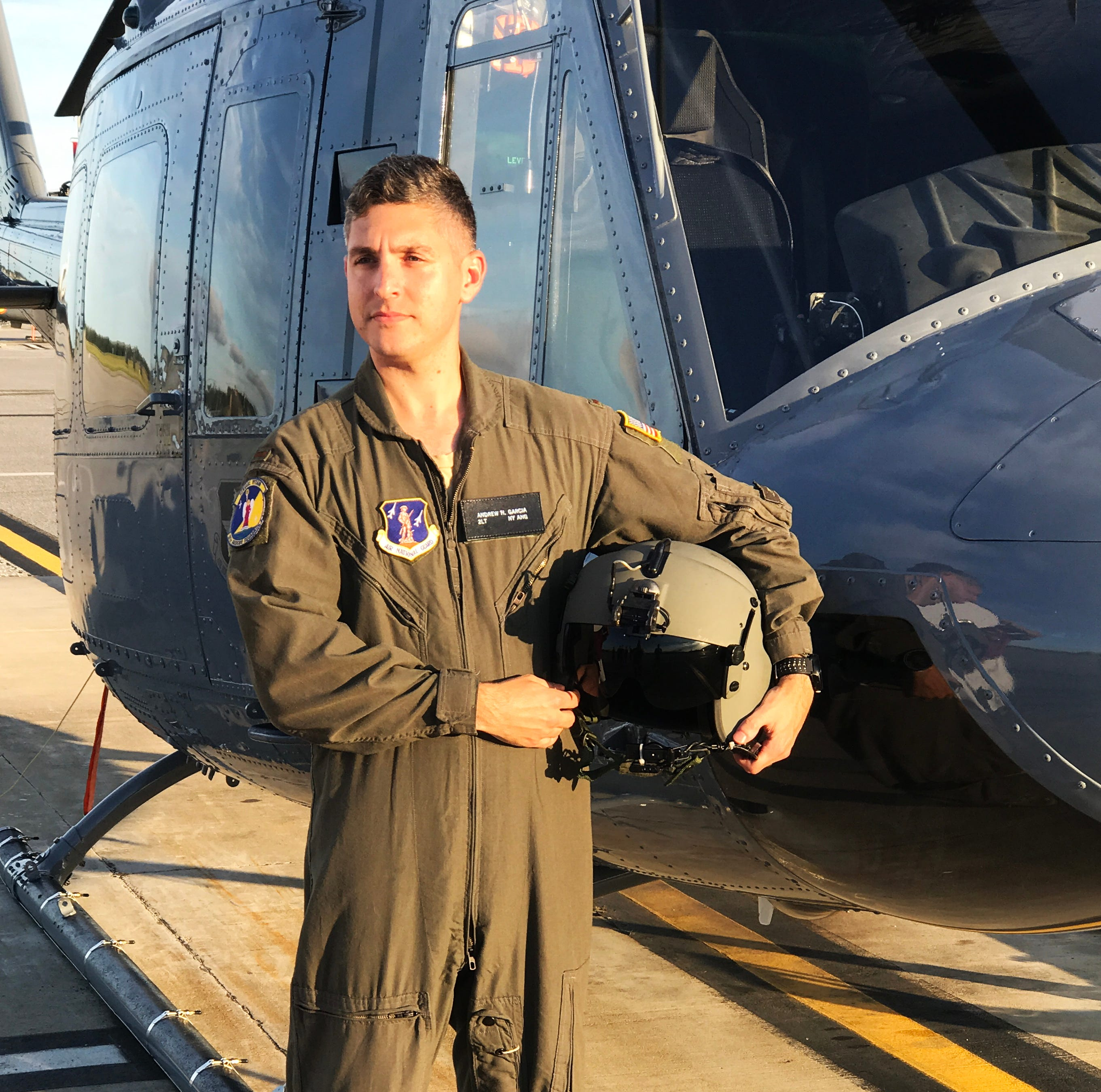 Ithaca College graduate's helicopter tour business takes flight