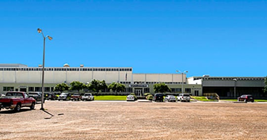 Von Drehle Corp. facility in Natchez, Miss.