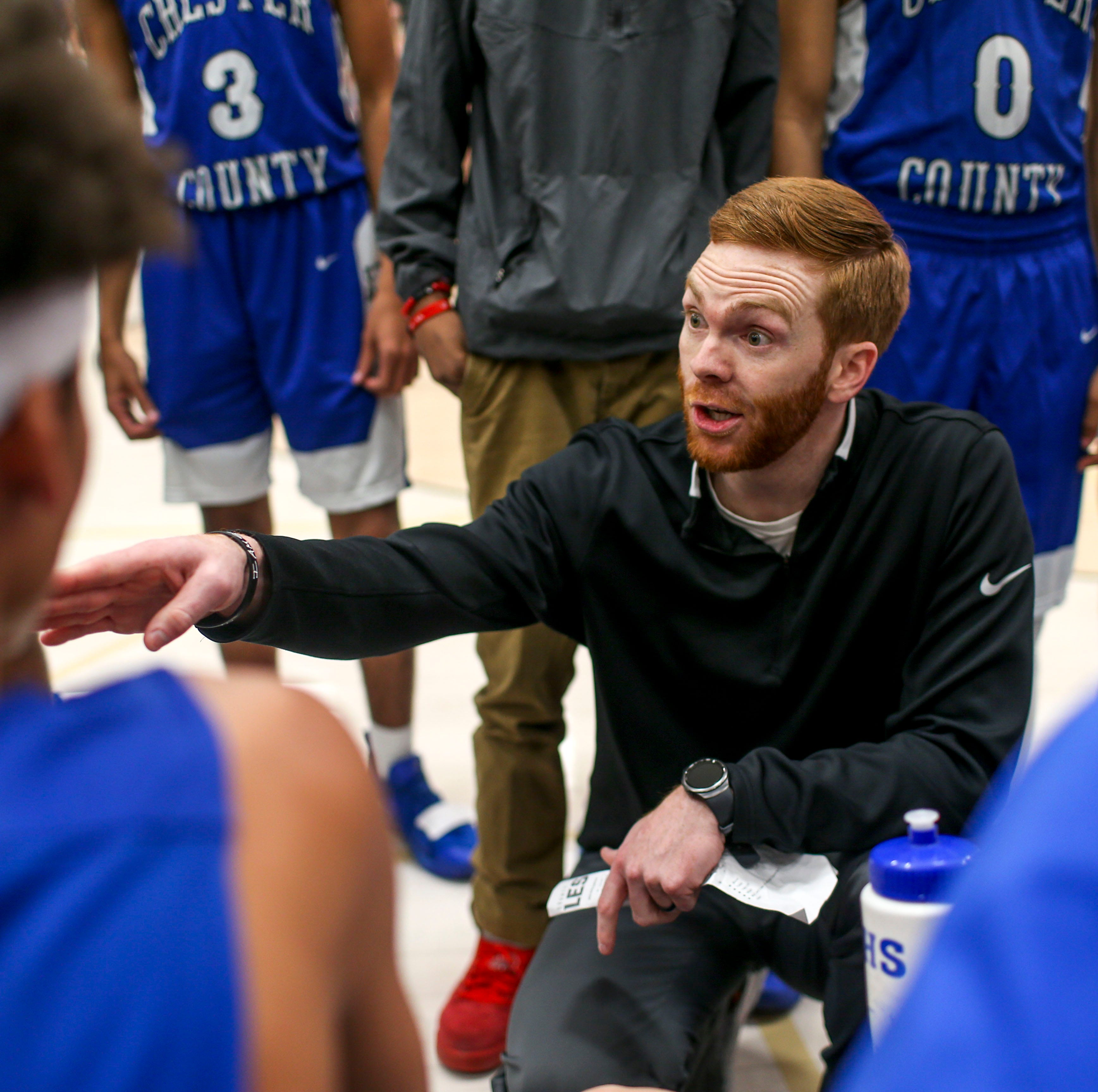 Drew Stutts leaving Chester County boys basketball to become head coach at Freed-Hardeman