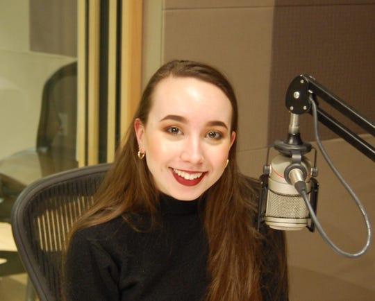 Amanda Kirchner, Twin Lakes High School senior, March 2019