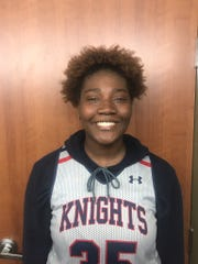 Lafayette Christian's Bre Porter, who averages 16 points and 10 rebounds per game, named High Achiever of the Week.