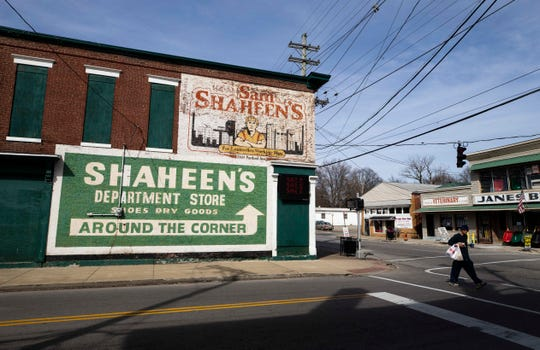 Shaheen's Department Store on Portland Avenue has been a staple for work clothes as well as shoes since 1922.