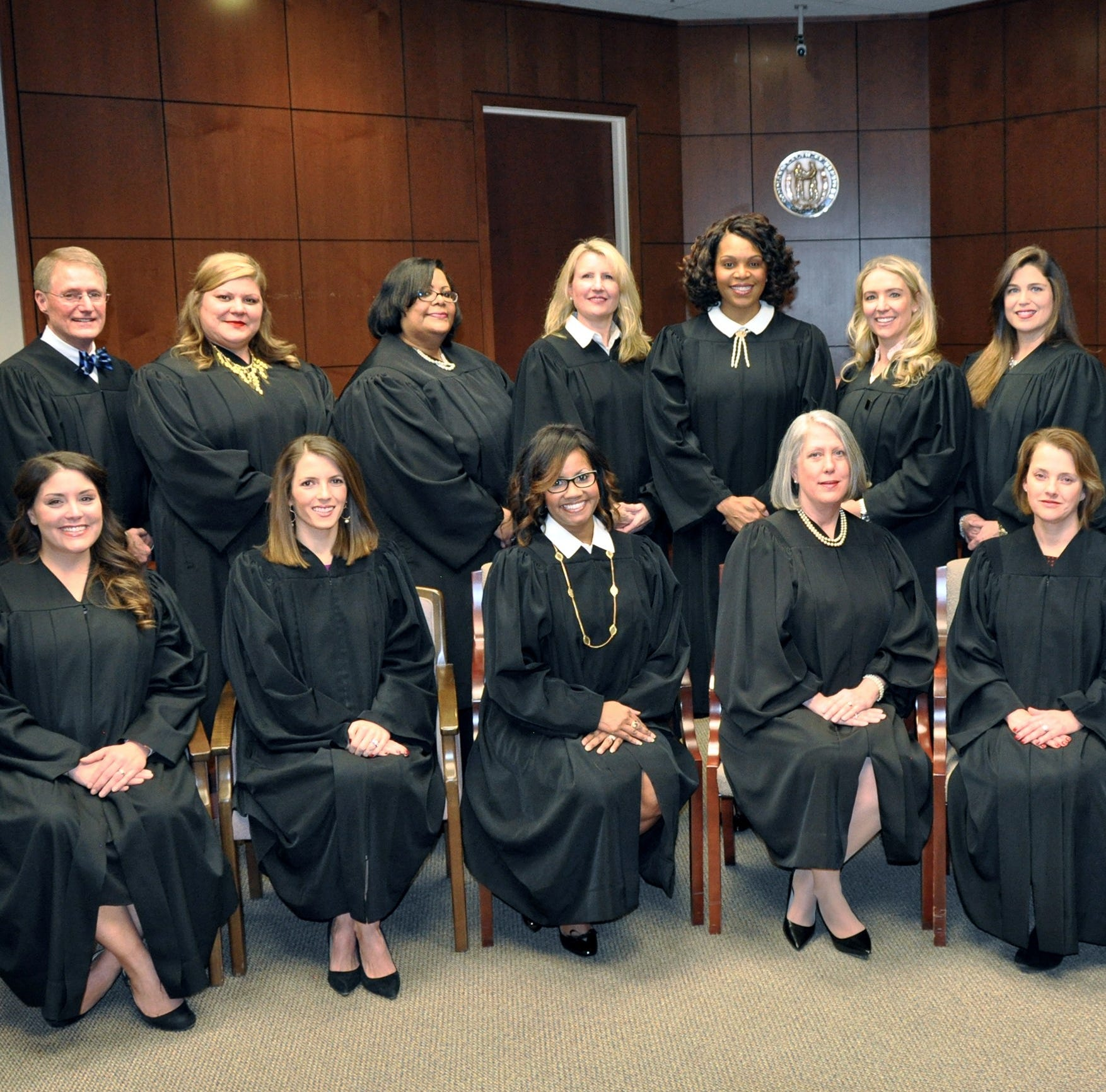 Women rule in Louisville courtrooms as male judges come 'pretty close to extinction'
