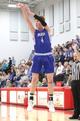 St. Peter's Luke Henrich will represent the Spartans in the 2019 Mansfield News Journal All-Star Classic at 7:30 p.m. on Friday night at Lexington High School.
