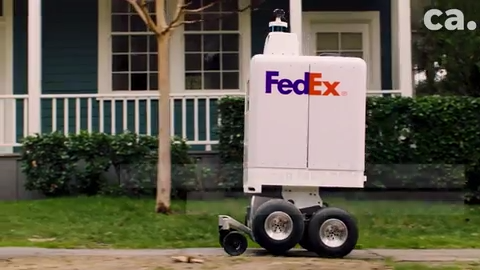 FedEx unveils SameDay Bot