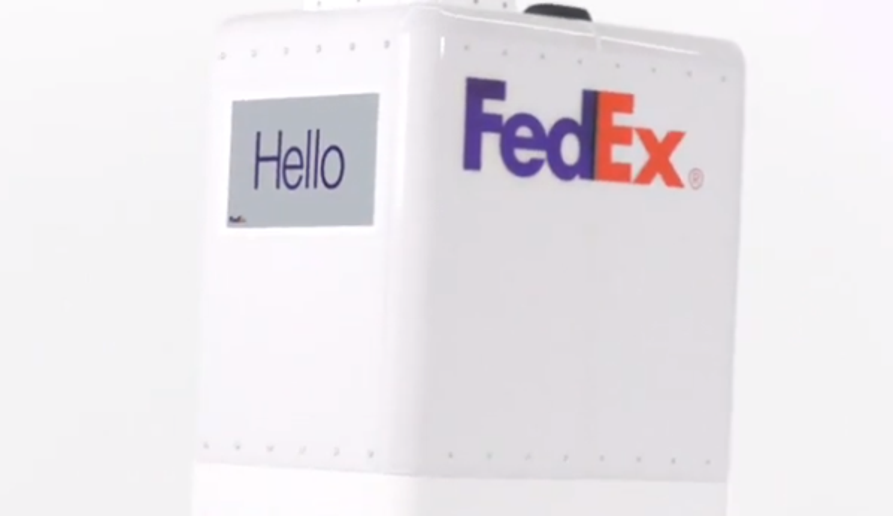 FedEx's SameDay Bot could revolutionize delivery industry