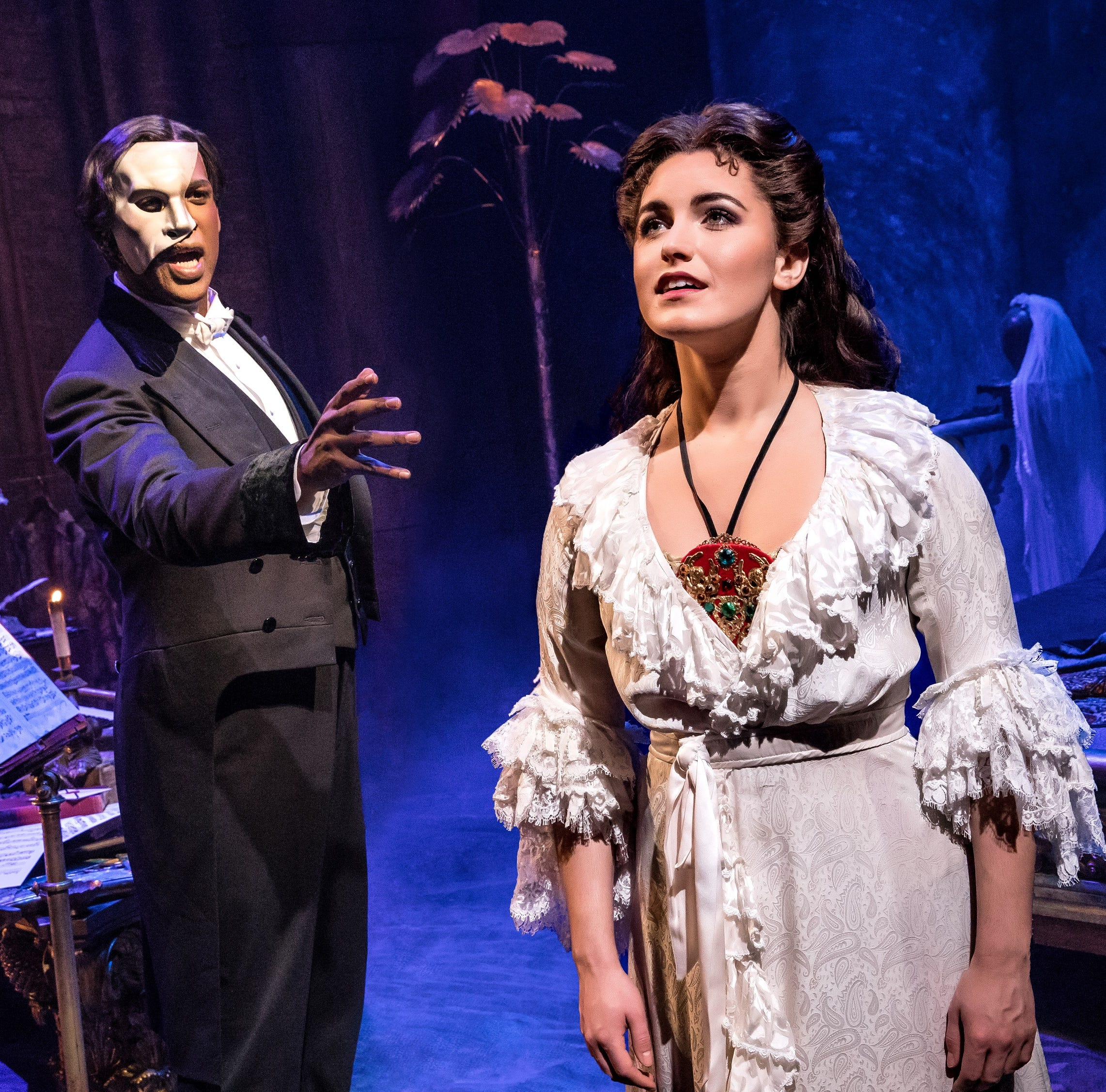 Re-imagined 'Phantom of the Opera' brings new look, familiar thrills to the Marcus Center