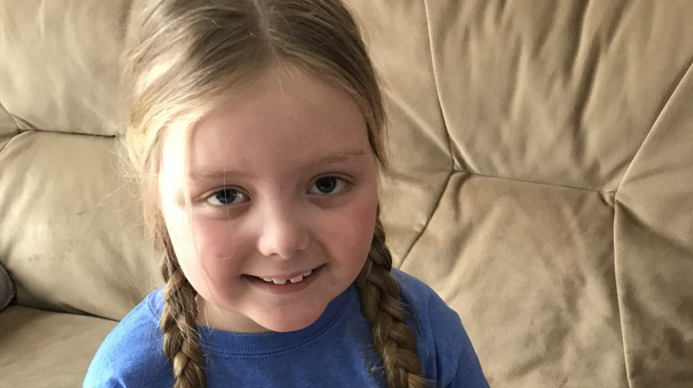 Terminally ill Hartland girl who received thousands of cards from dog owners dies