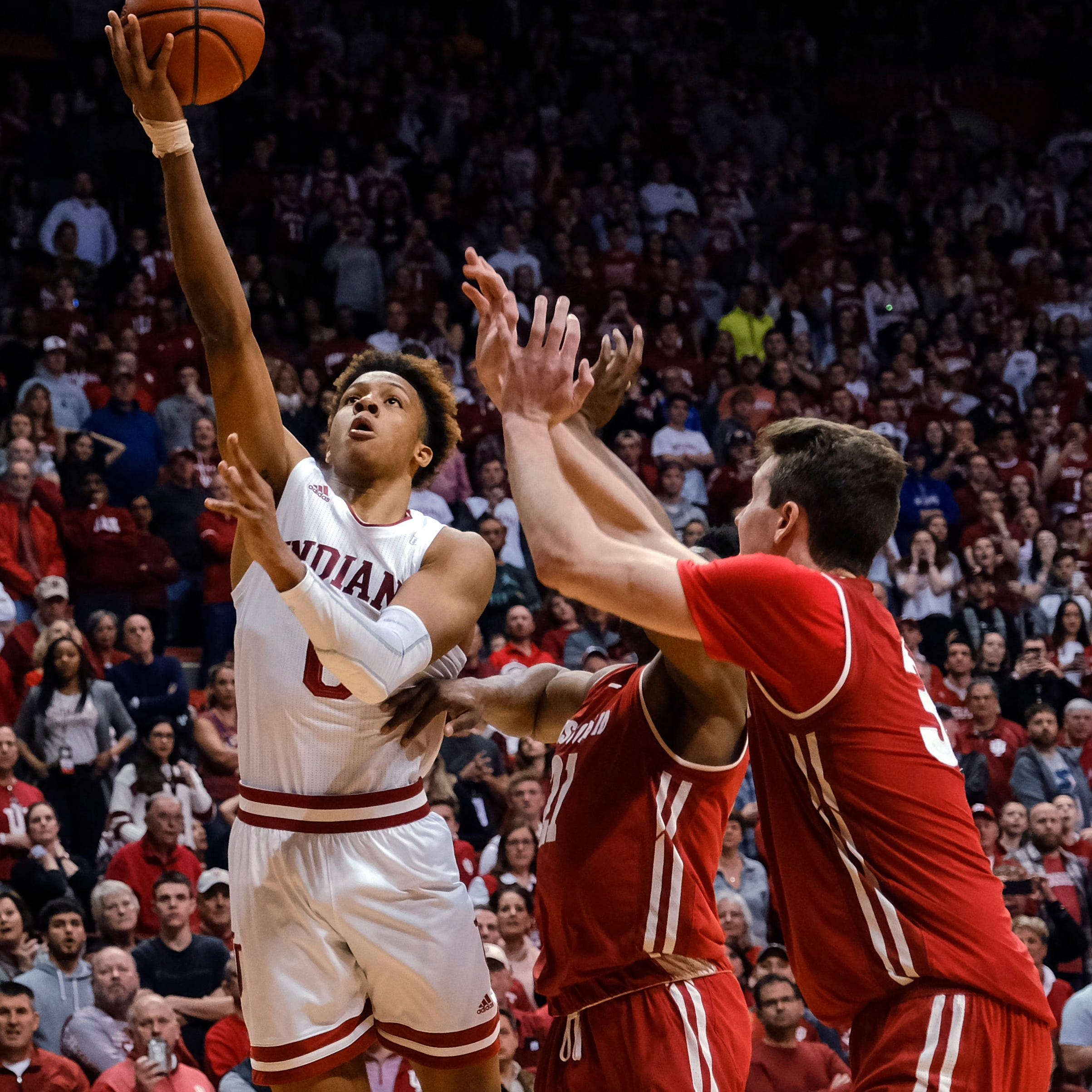Indiana 75, Wisconsin 73: Hoosiers outlast Badgers in double overtime