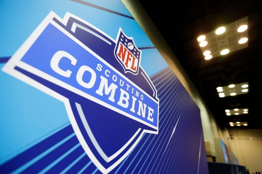 NFL Scouting Combine logo.