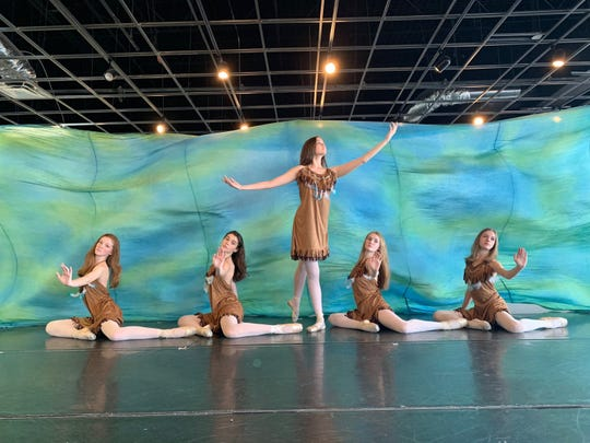 """Performances of """"Creek Indian Odyssey"""" are March 8-10 at Troy University's Davis Theatre in downtown Montgomery."""