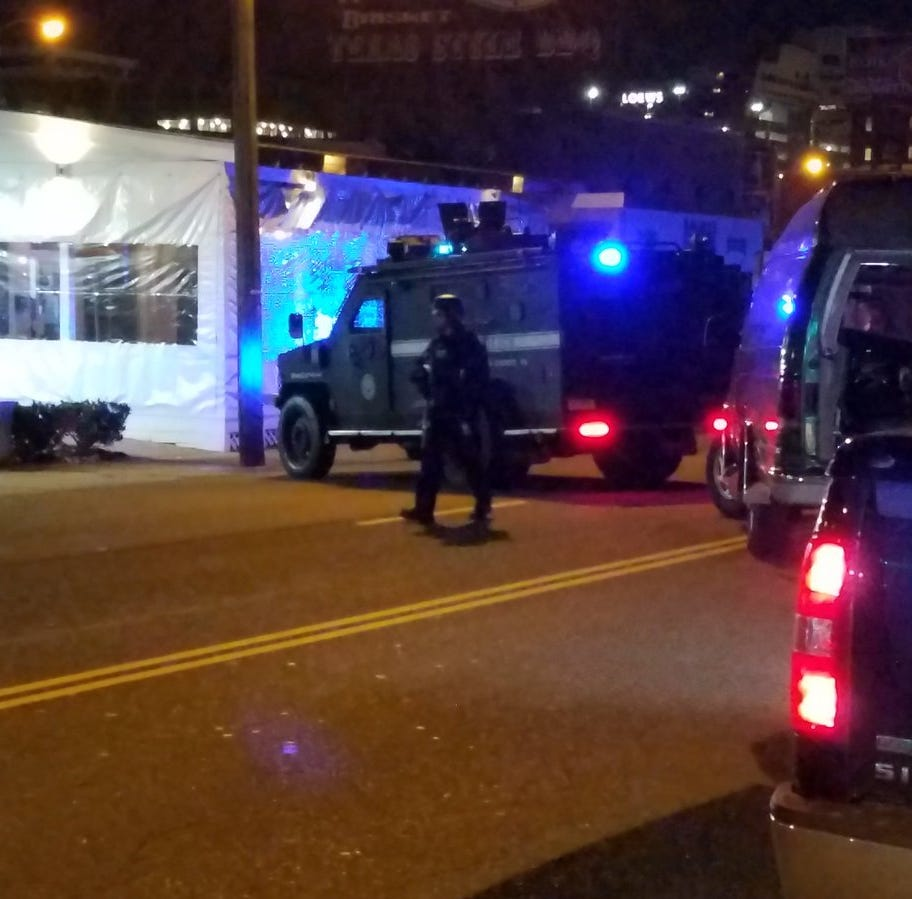 Nashville police raid, shut down 1805 Ultra Lounge in Midtown