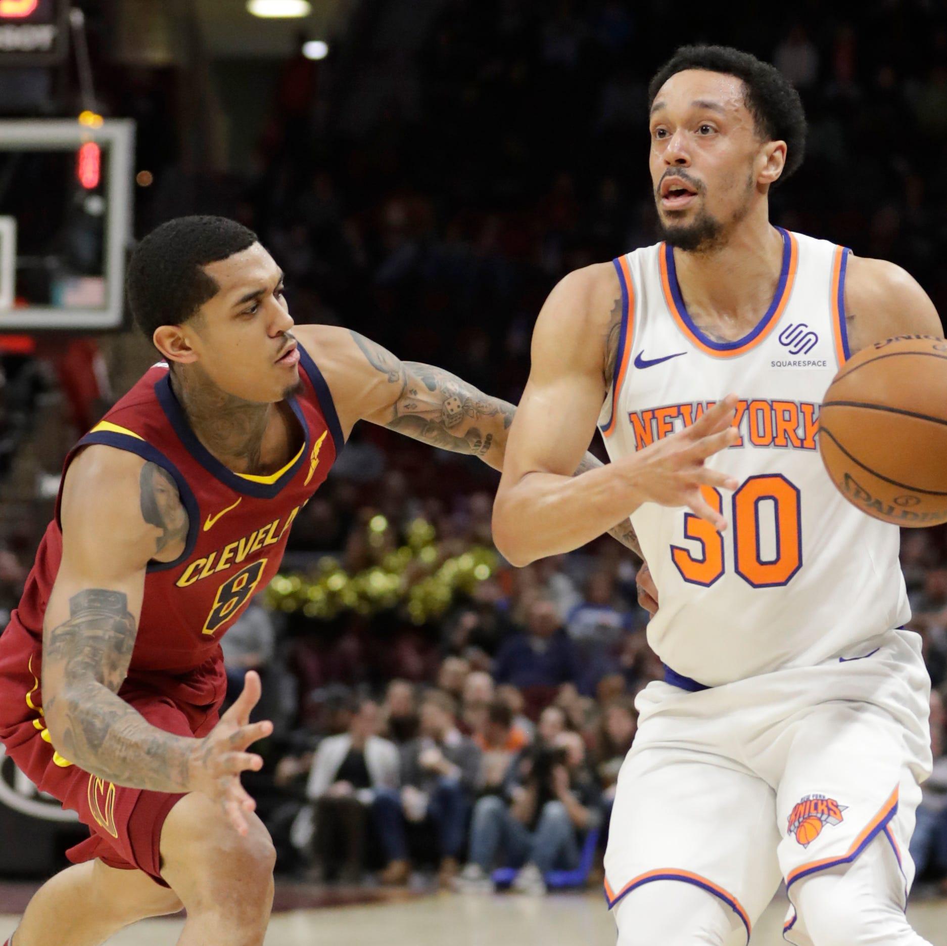 New York Knicks sign former Vanderbilt basketball star John Jenkins to two-year deal