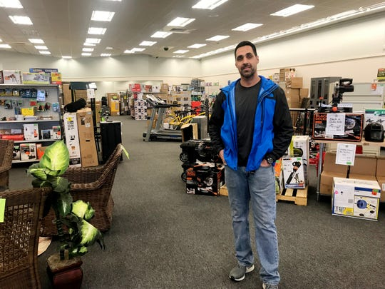 Sean Miller and his wife, Miriam, now have three Yard Sale USA stores in Middle Tennessee.