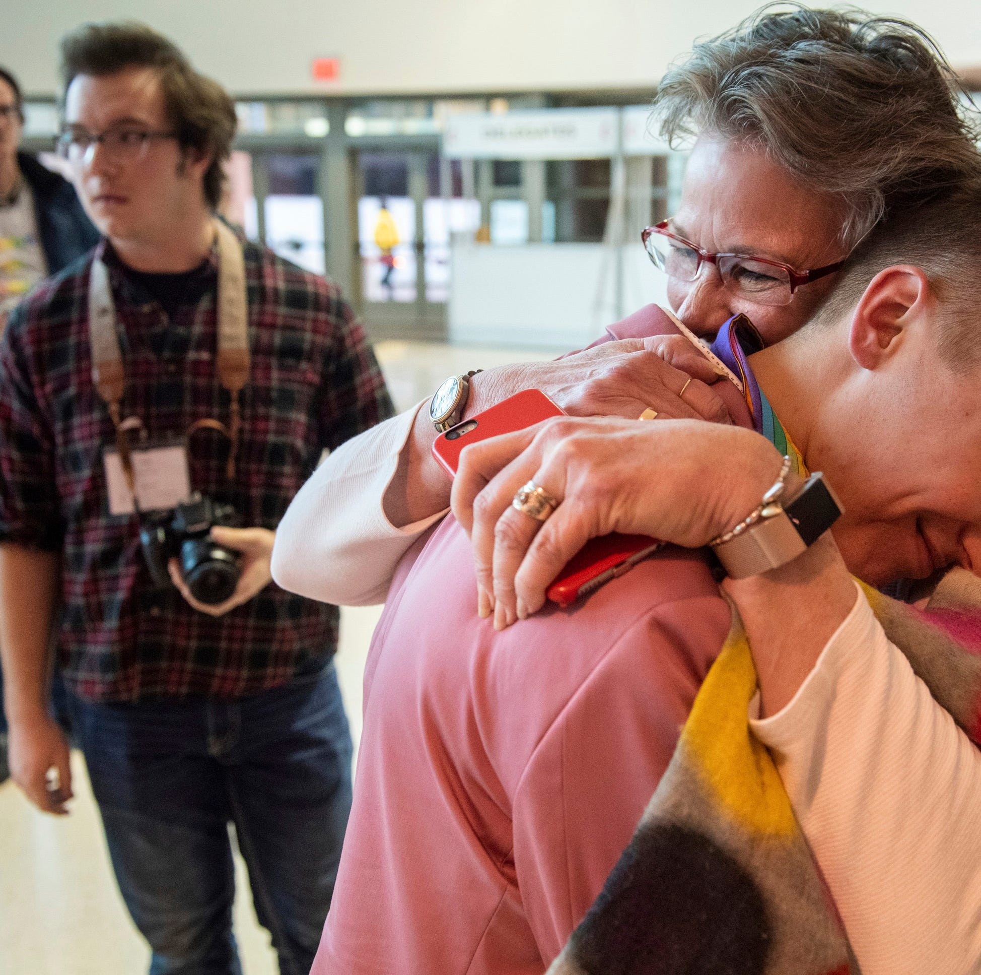 United Methodist Church: 3 takeaways from vote on same-sex marriage, LGBT clergy