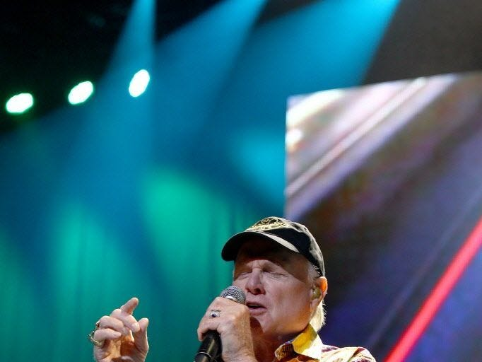 The Beach Boys performed to a sold-out show in Fort Myers on Feb. 26, 2019.