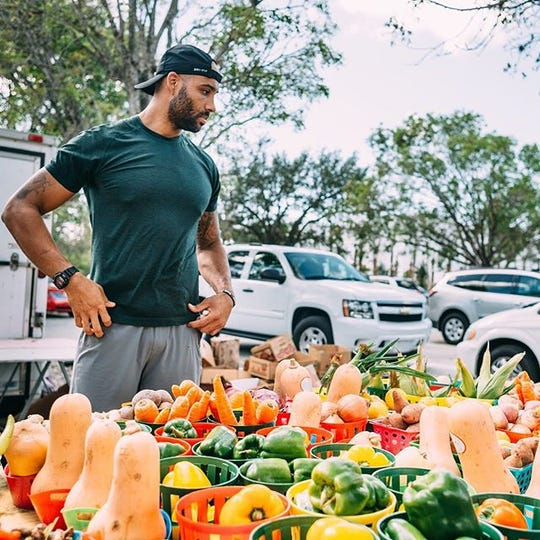 "Tampa-based nutrition expert Marcus Watts works with clients to help them live a healthier lifestyle not just through exercise but diet.  ""If I had my way, everyone would just consume plants,"" Watts said. As a vegan, he's a firm believer in consuming whole fruits and vegetables on a daily basis. He also sees more people are willing now more than ever to live that lifestyle."