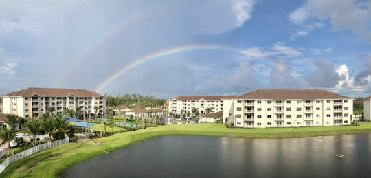 Milano Lakes, a new luxury apartment community in South Naples.