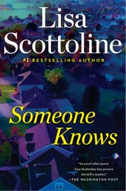 """""""Someone Knows,"""" by Lisa Scottoline"""