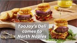 TooJay's Deli Bakery Restaurant opened in early March 2019 at Mercato in North Naples.