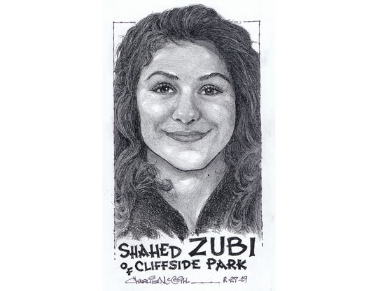 Shahed Zubi, Cliffside Park basketball
