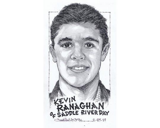 Kevin Ranaghan, Saddle River Day basketball