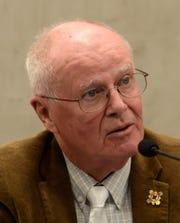 Las Cruces City Council member Jack Eakman.