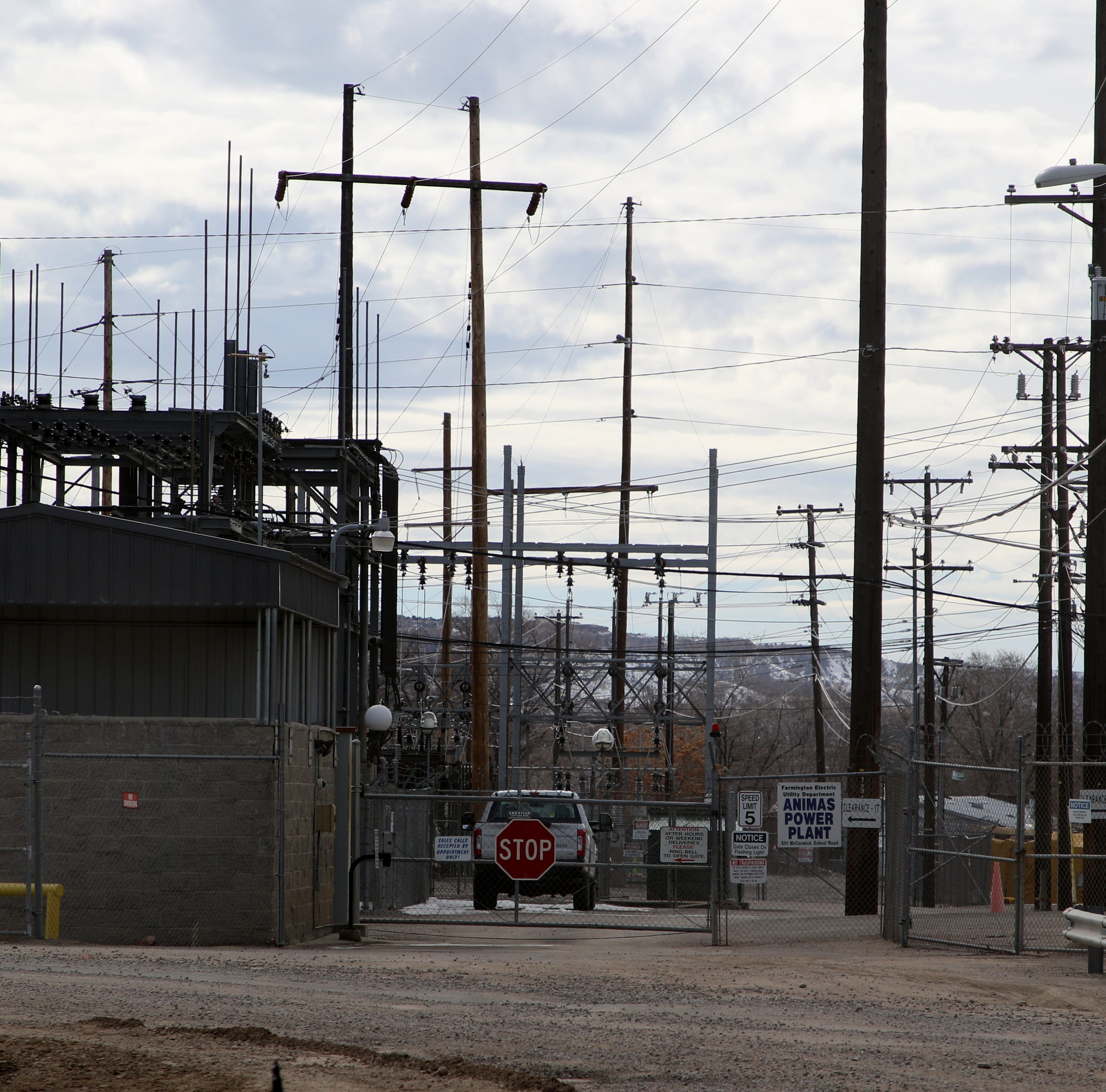 Farmington considers reciprocating engines to replace Animas Power Plant