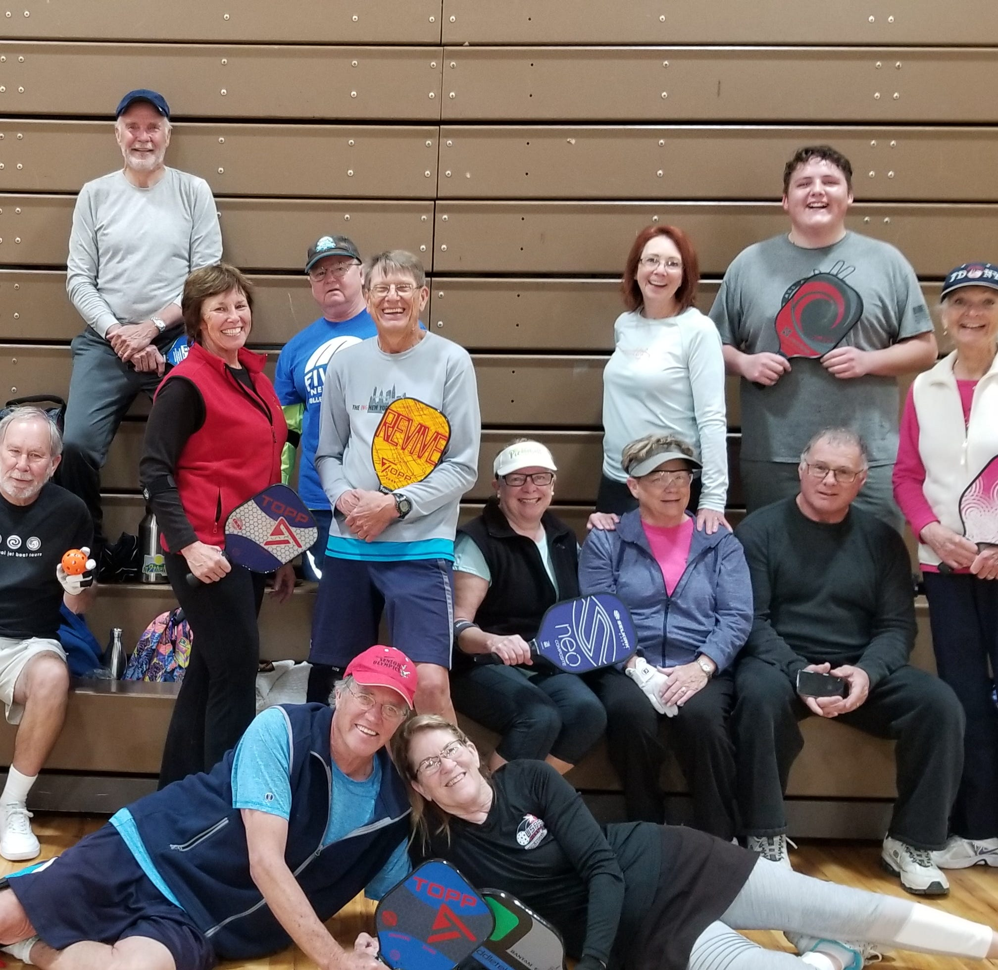 Ruidoso Pickleball Club active year-round and growing fast