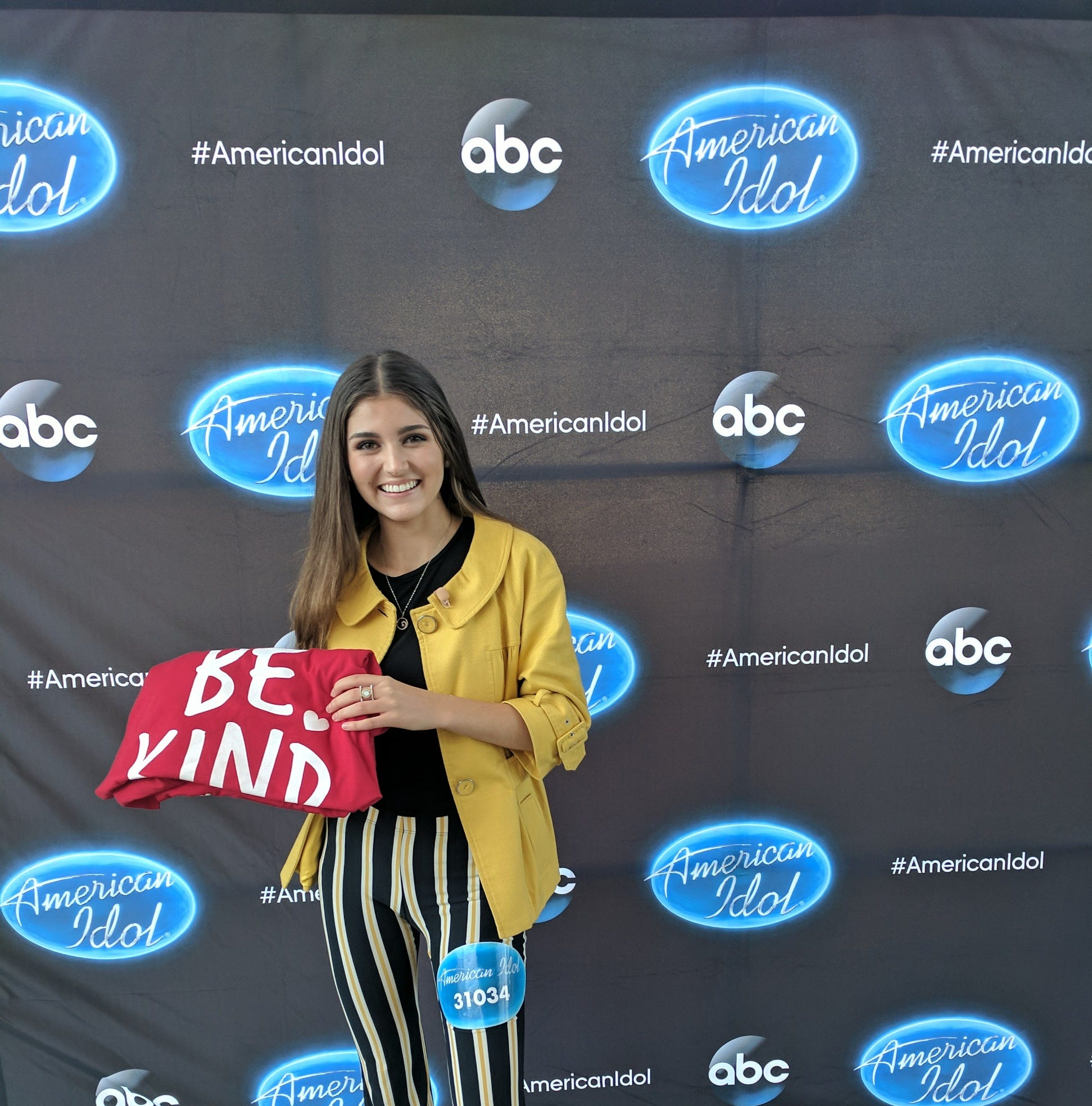 Oshkosh native Franki Moscato will appear on this season of 'American Idol'