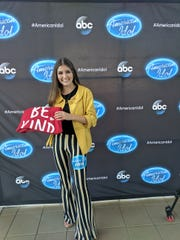 Look for Oshkosh local Franki Moscato on American Idol this season.