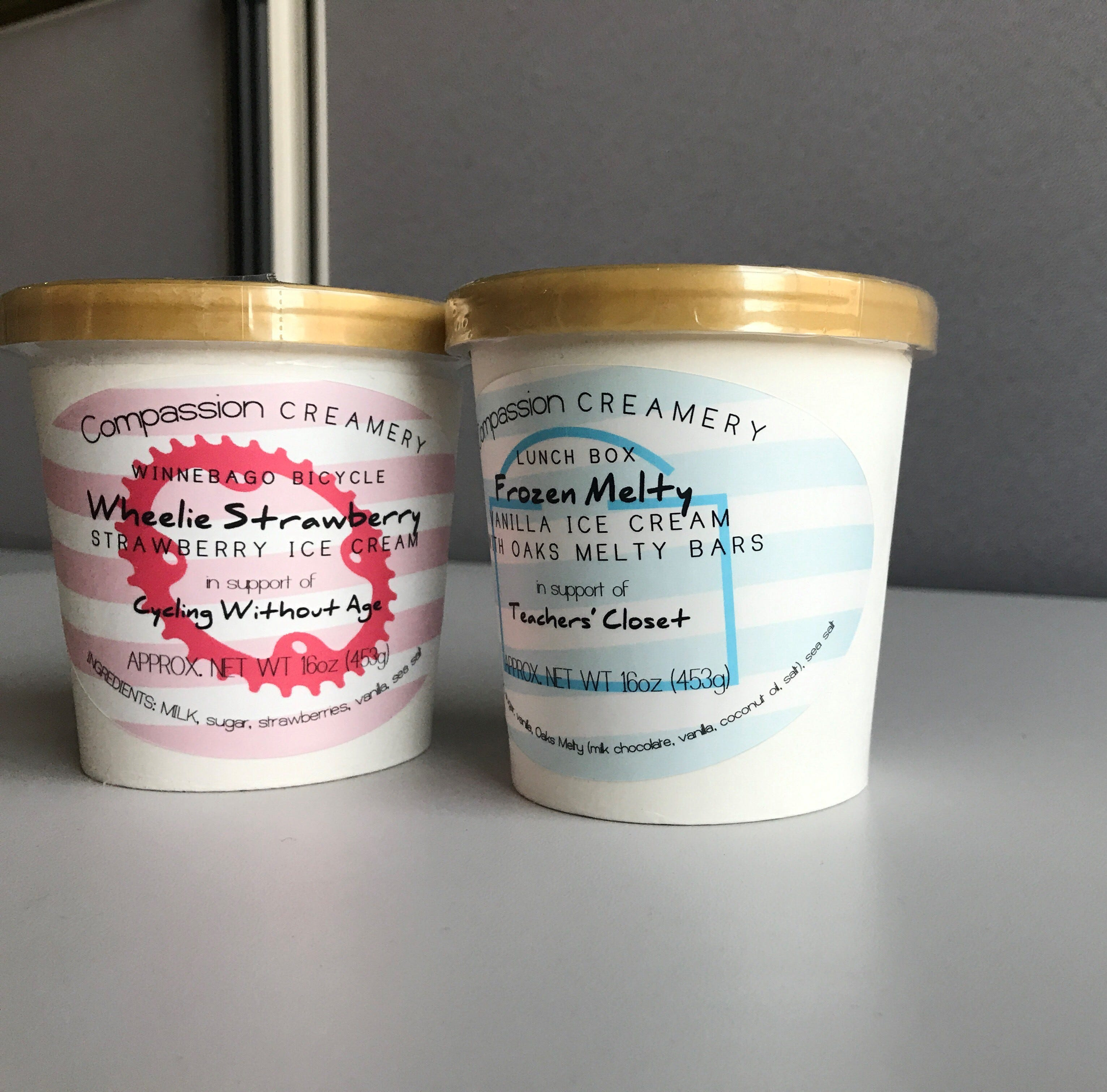 Oshkosh small businesses create Compassion Creamery to benefit local charities | Streetwise