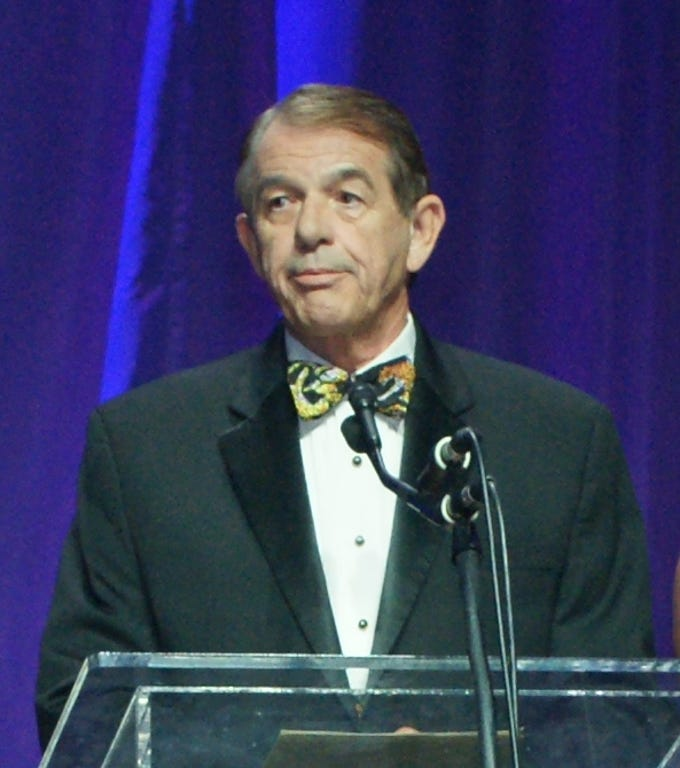 Gala Attendee Al Jones donated $250,000 during the event as a matching gift.