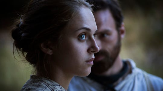 """Pauline Burlet and Alban Lenoir star in """"The Sower."""""""