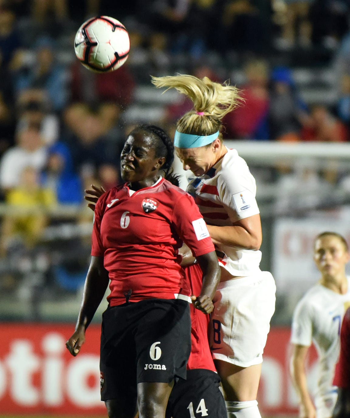"""""""If she's playing in the World Cup final, or our random Wednesday night game in Chicago in the league, she's going to bring the same energy, the same mentality that she wants to be the best version of herself every single game."""""""