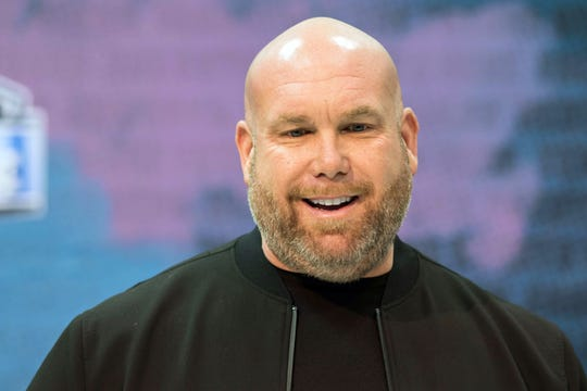 Steve Keim says the Cardinals' evaluation of players starts and stops with their passion and desire to play the game.