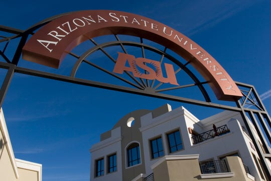 Feb. 1, 2006. This is ASU's Downtown campus in Phoenix.