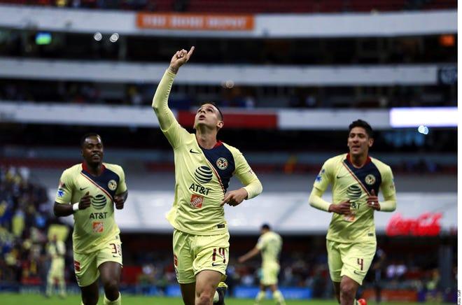 América avanza a los Cuartos de Final de la Copa MX.