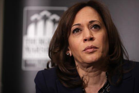 Kamala Harris, senadora demócrata.