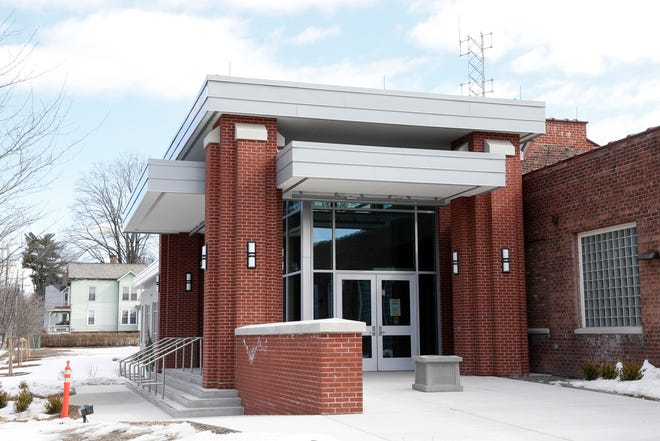 The Dutchess Law Enforcement Center on February 26, 2019.